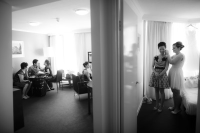 Amy + Barry @ Custom house Brisbane city